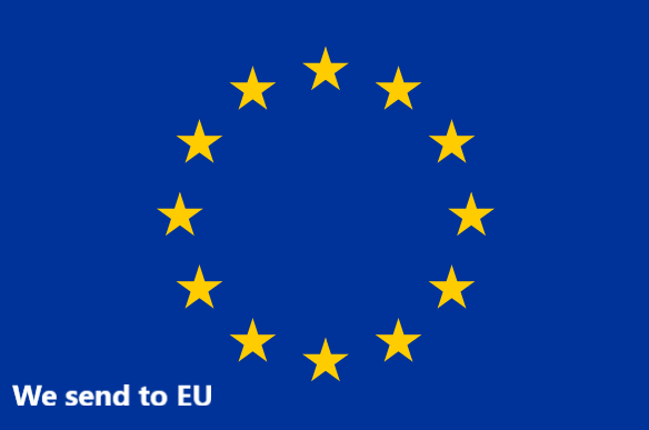 We send to EU