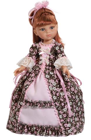 Realistická panenka Nasťa od f. Paola Reina ze Španělska