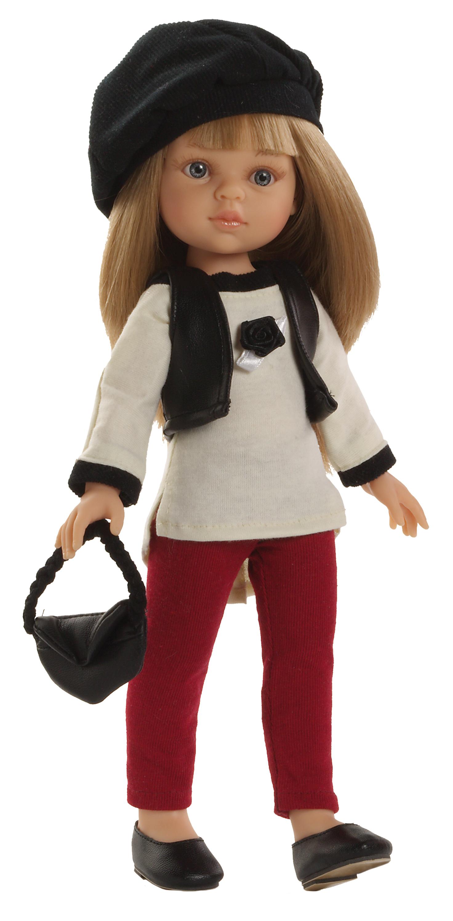 Realistická panenka Jana od f. Paola Reina ze Španělska (Doprava od 35 Kč)