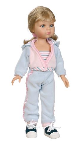 Realistická panenka Carla - SPORTOVKYNĚ od Paola Reina ze Španělska (Doprava od 35 Kč)
