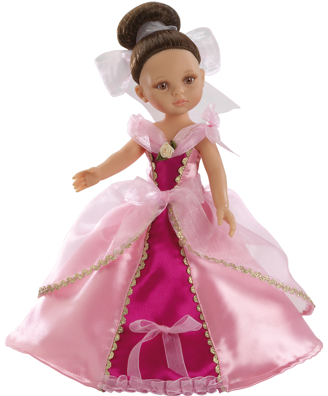 Realistická panenka princezna Fuchsie od Paola Reina ze Španělska (Doprava zdarma)