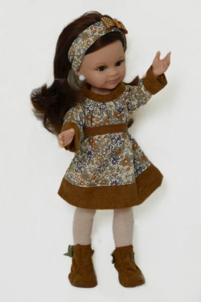 Realistická panenka Cleo od Paola Reina ze Španělska (Doprava od 35 Kč)