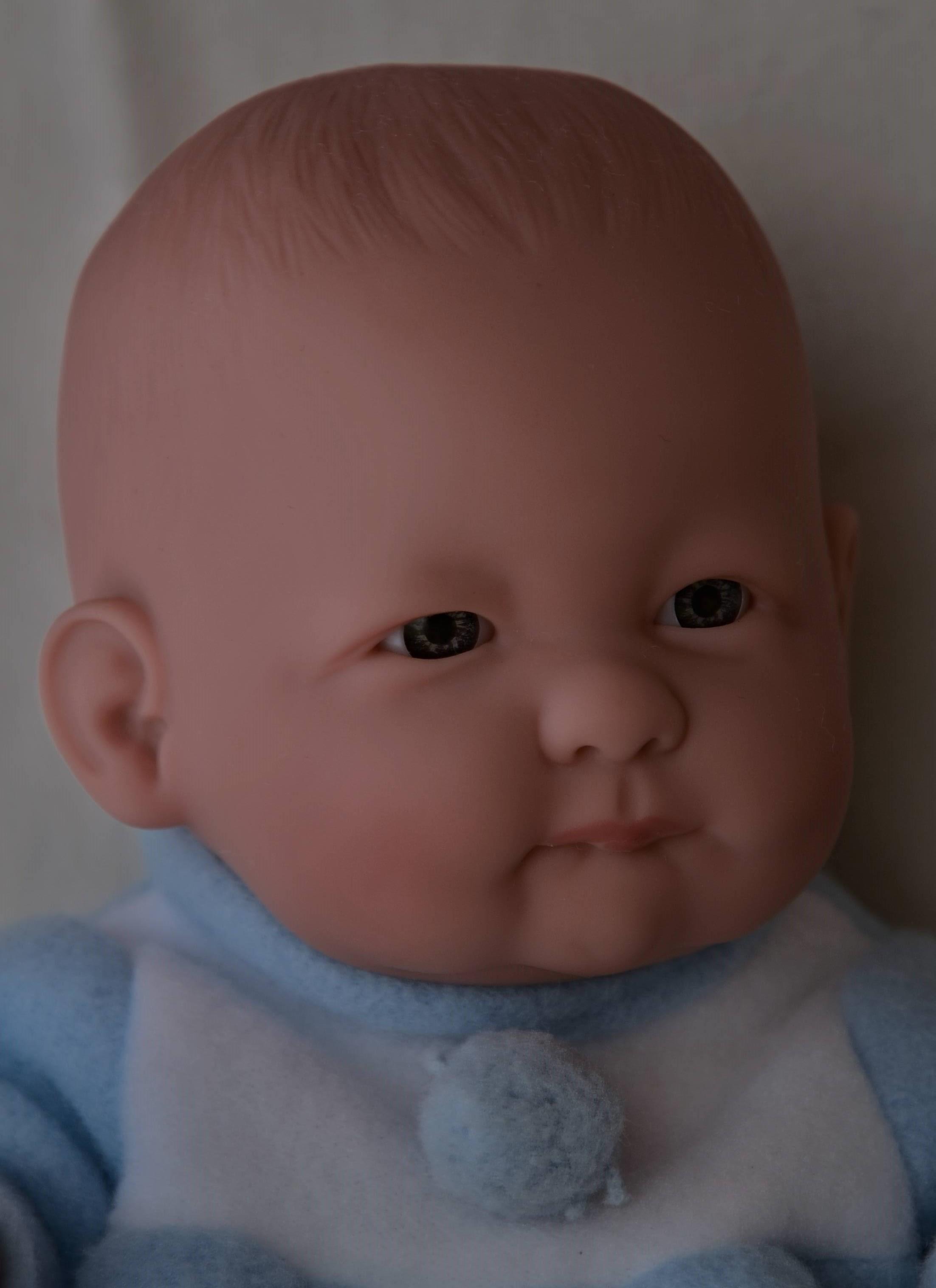 Realistická panenka chlapeček Marek od firmy Guca ze Španělska (Doprava od 35 Kč)