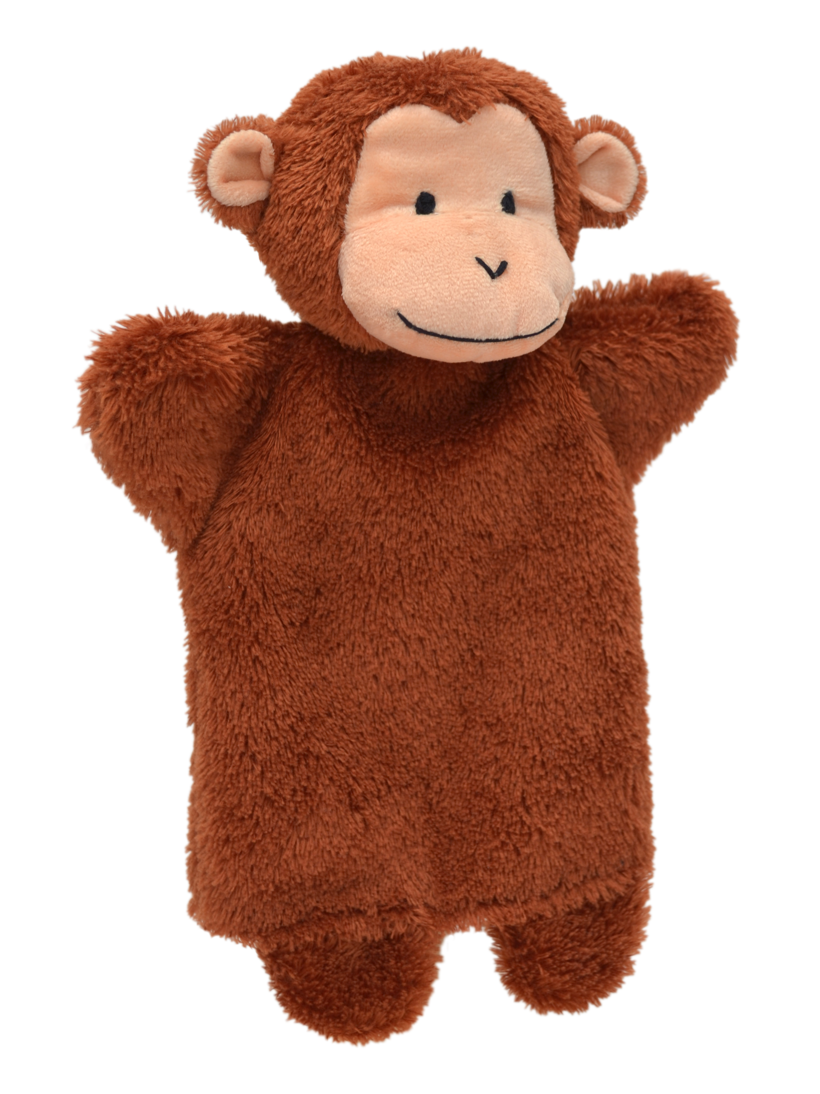 Maňásek na ruku - Opička (27 cm)