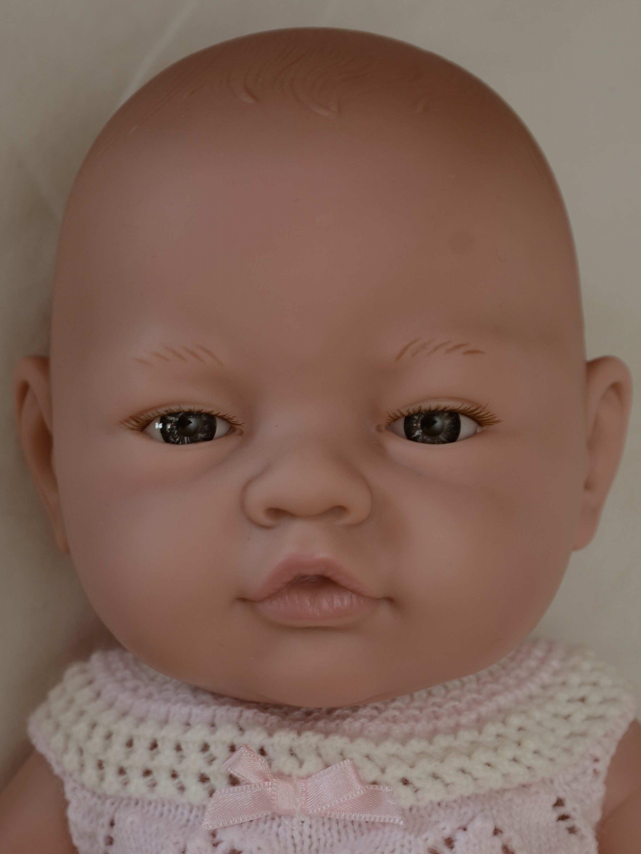 Realistické miminko - holčička Petruška od f.Paola Reina ze Španělska