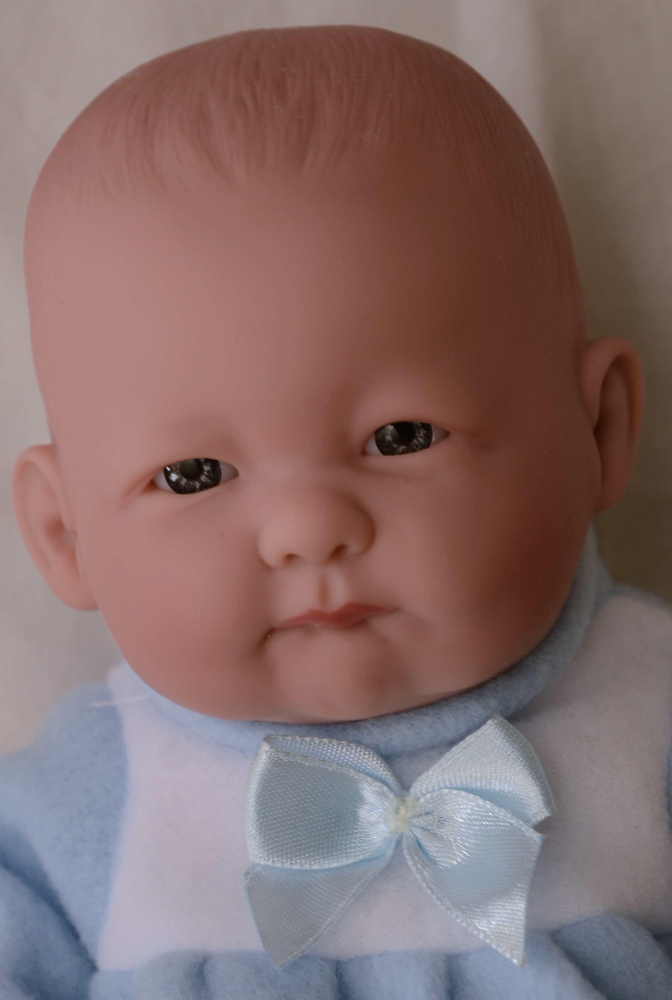 Realistická panenka chlapeček Vlastík od firmy Guca ze Španělska (Doprava od 35 Kč)