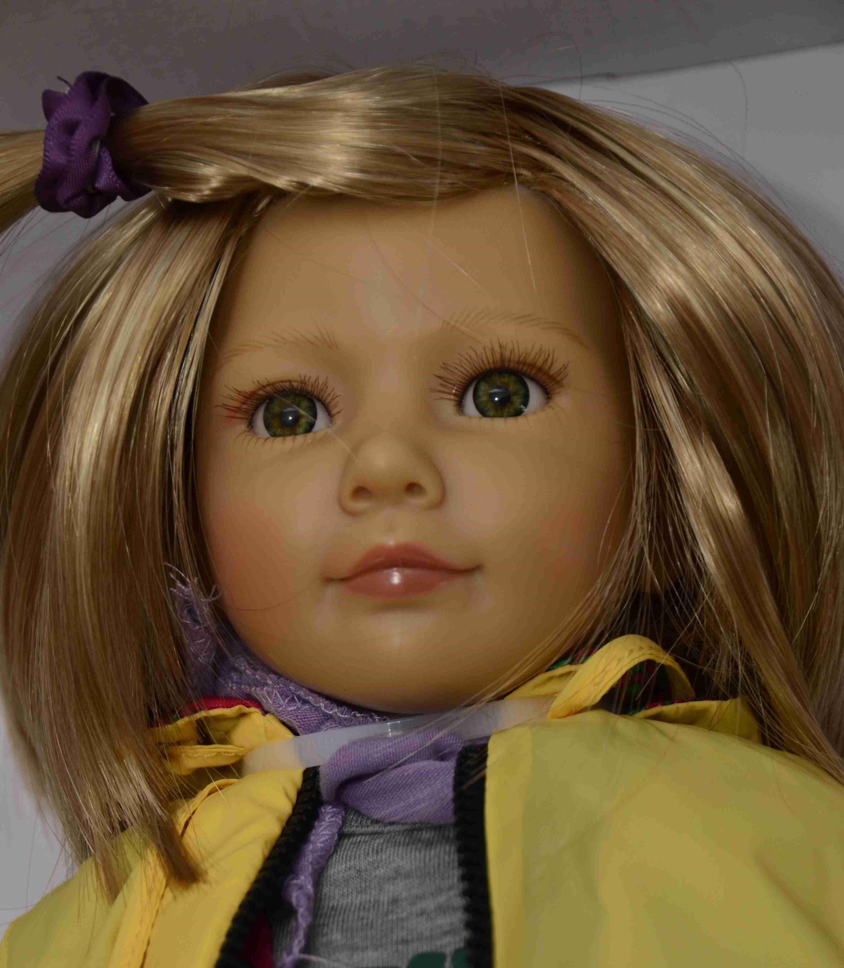 Kloubová panenka - holčička Jennet značky Kidz-n-Cats (Doprava od 35 Kč)