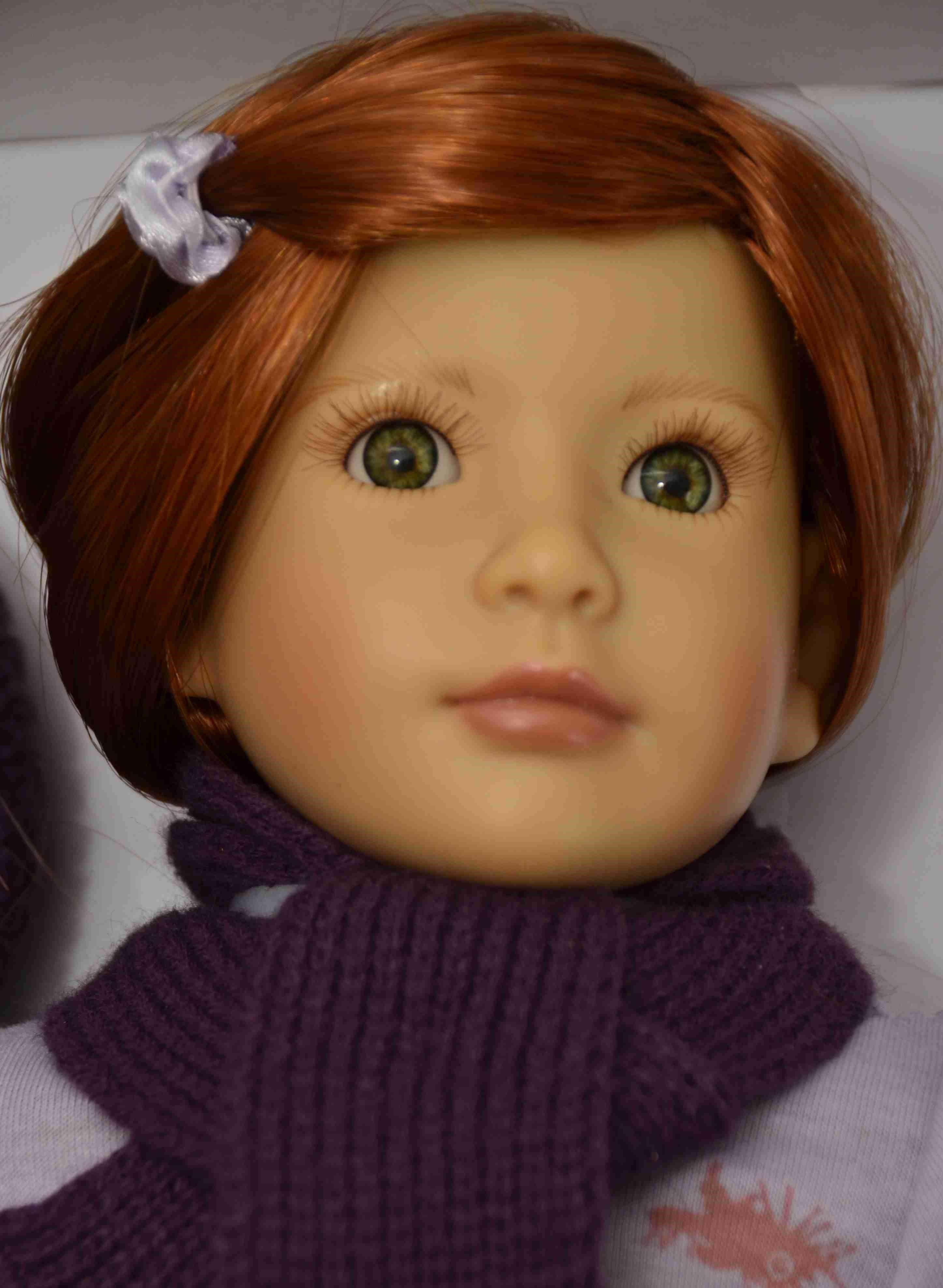 Kloubová panenka - holčička Lauryn značky Kidz-n-Cats (Doprava od 35 Kč)