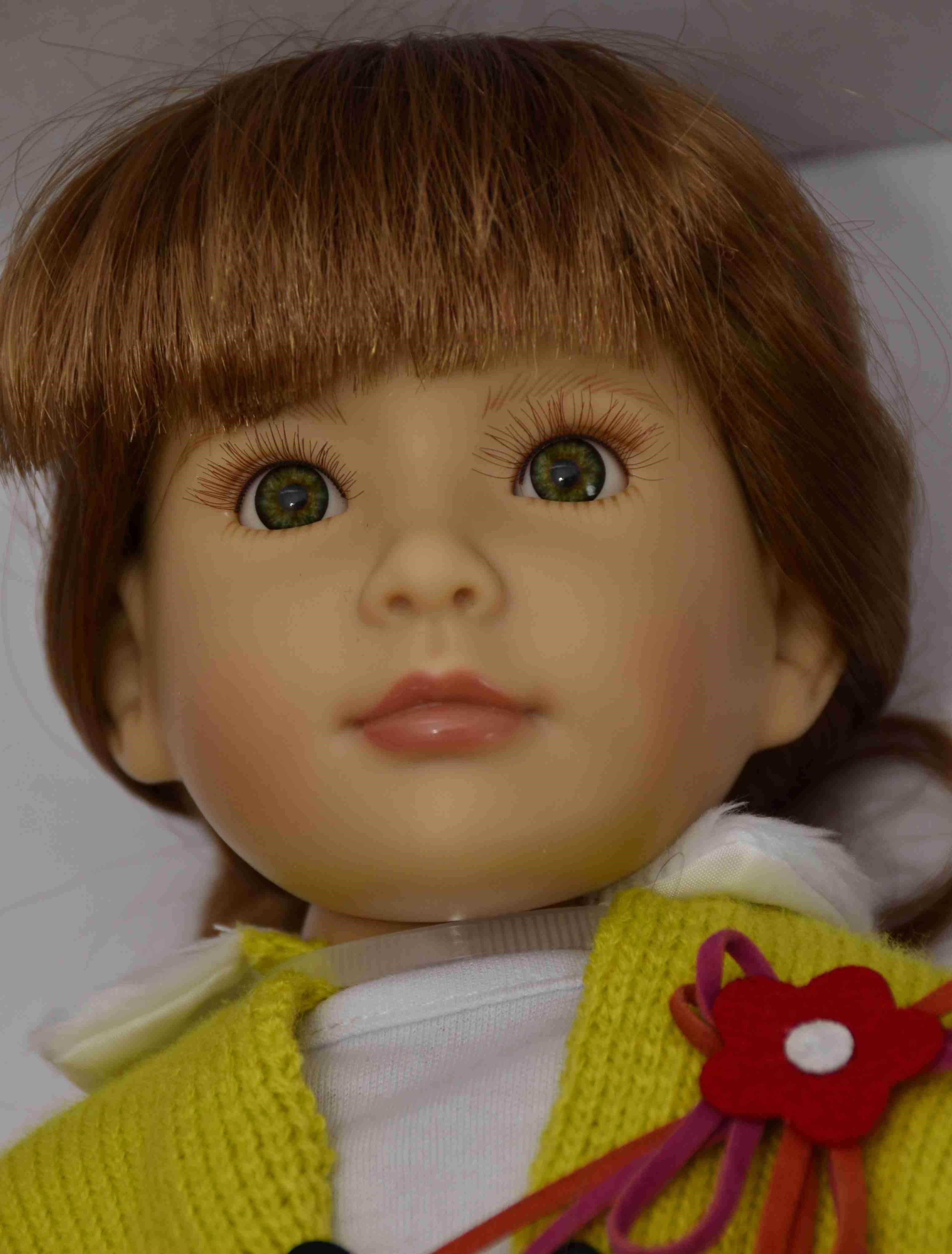 Kloubová panenka - holčička Lucia značky Kidz-n-Cats (Doprava od 35 Kč)