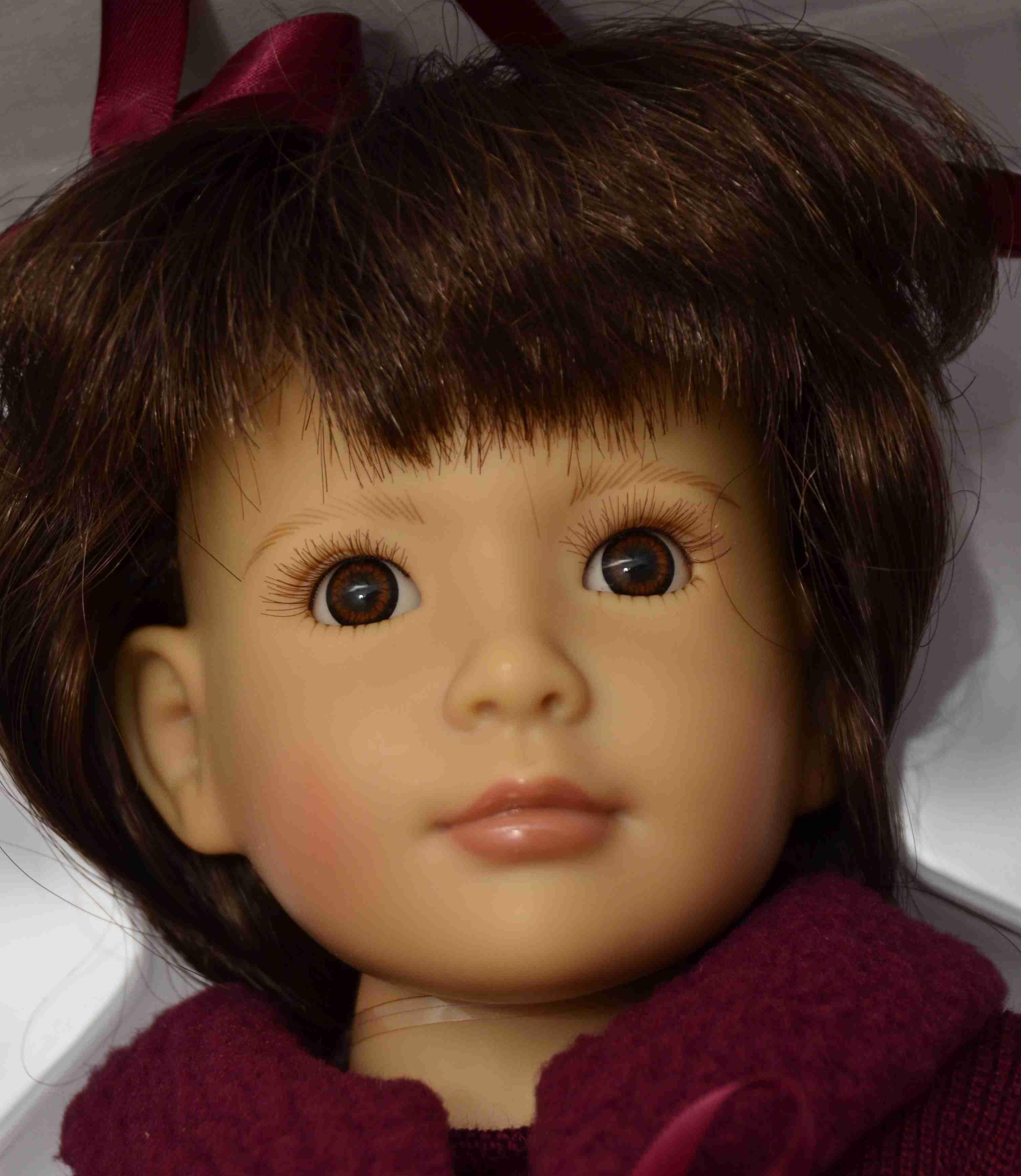 Kloubová panenka - holčička Lena značky Kidz-n-Cats (Doprava od 35 Kč)