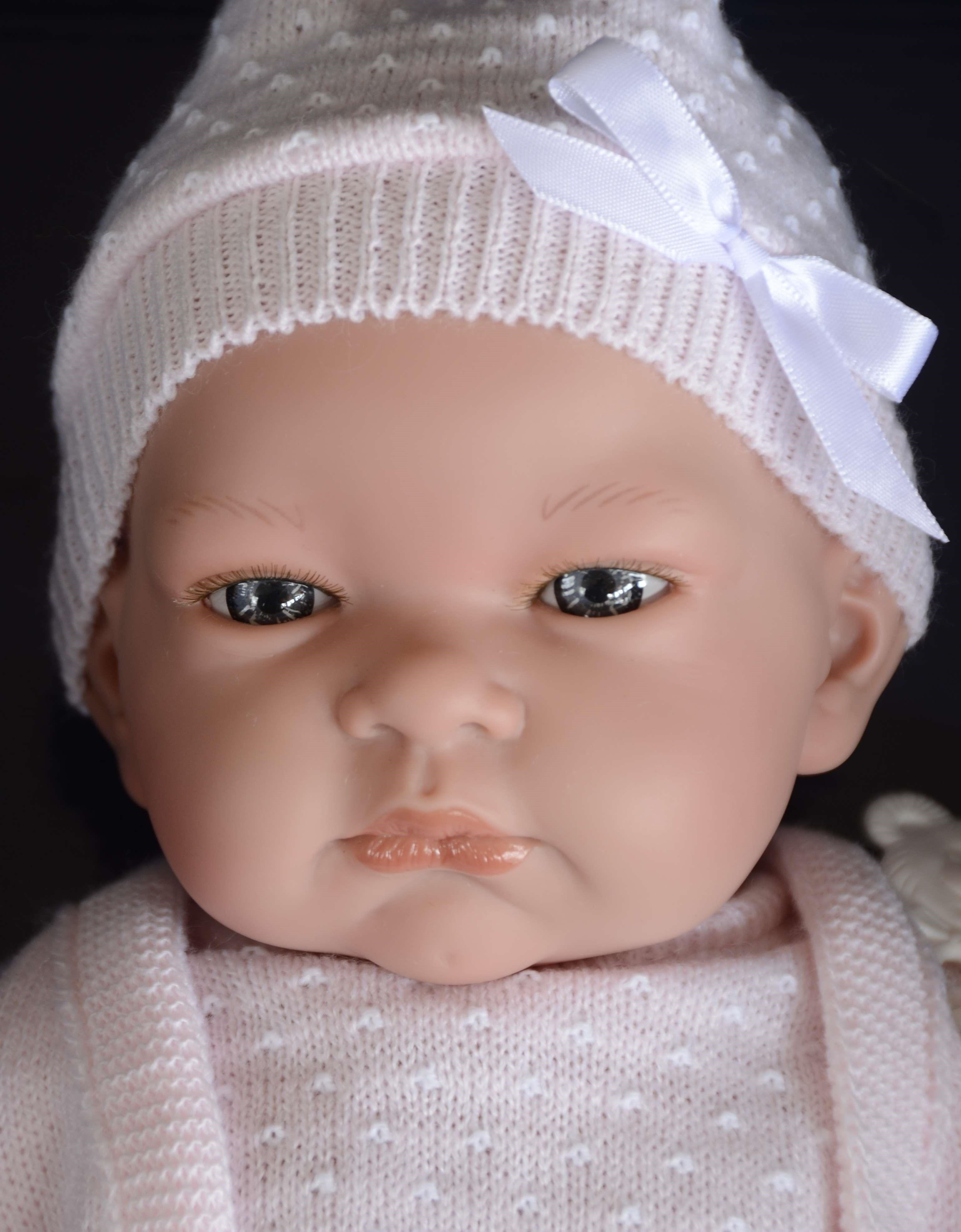 Realistické miminko - holčička - Jenny Pelele od firmy Lamagik (Doprava zdarma)