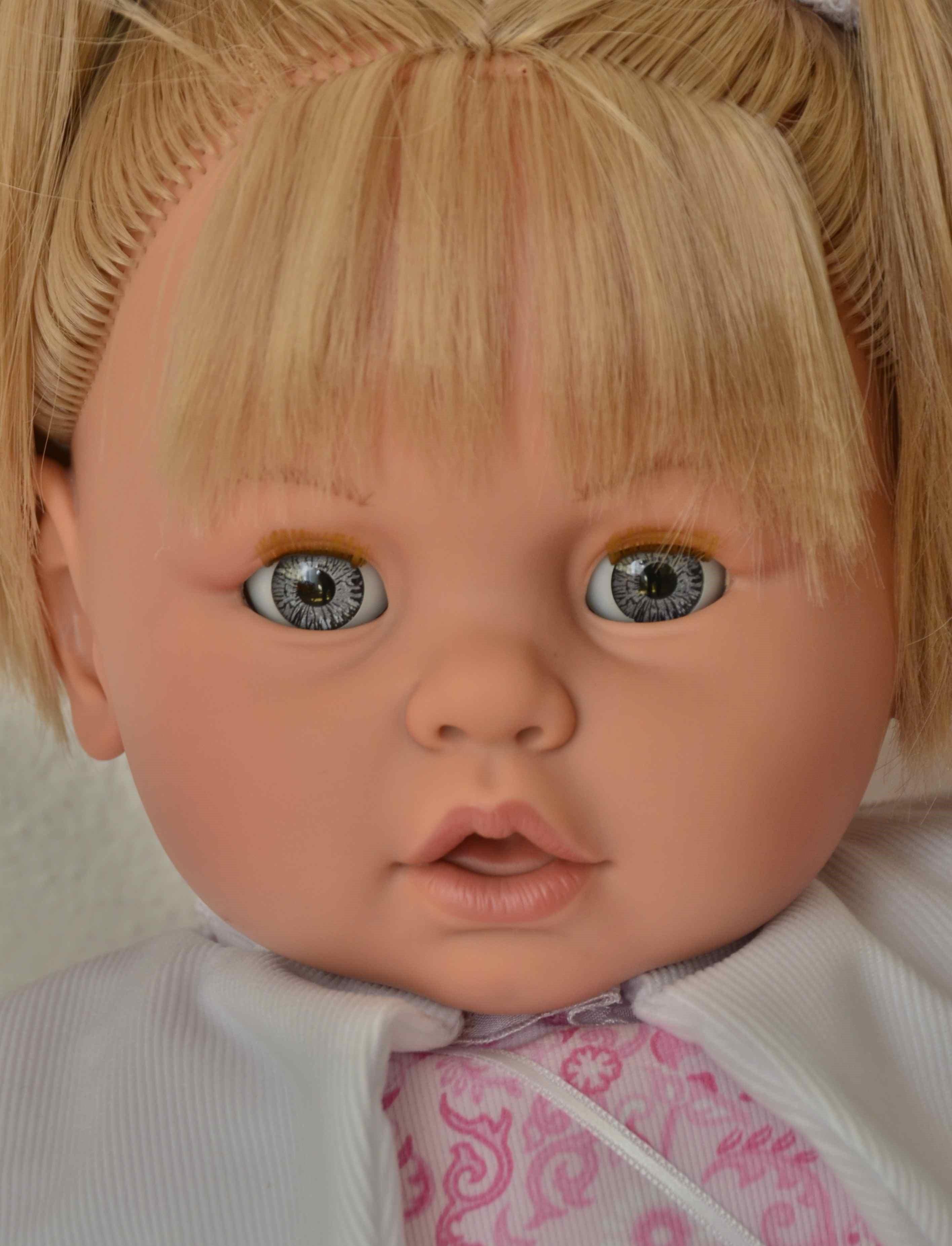 Bobo - Dolores od firmy Lamagik ze Španělska (španělská panenka - 65 cm)