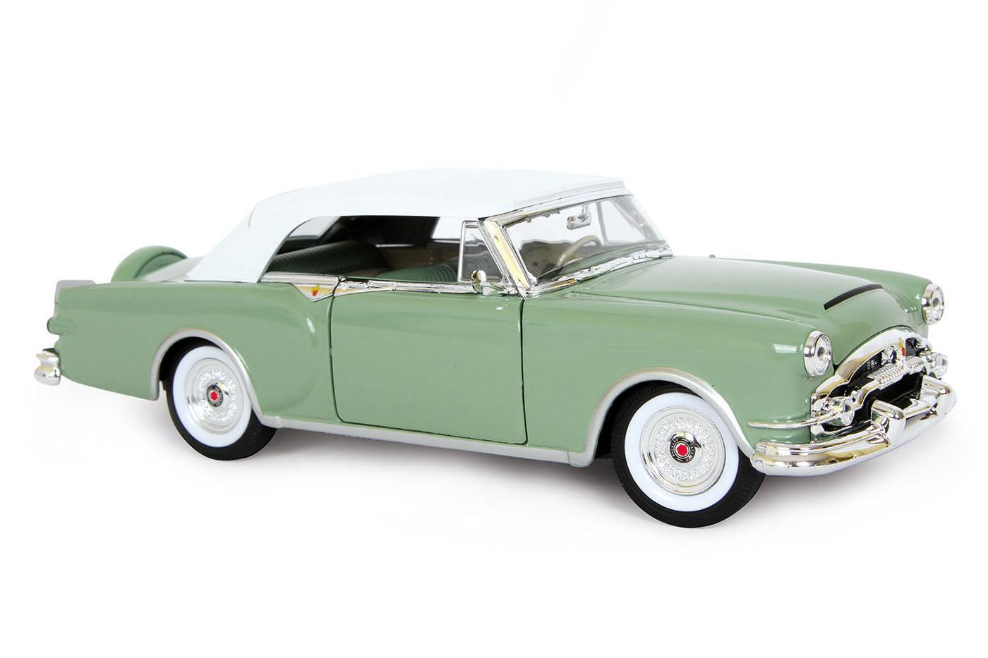 Model automobilu Packard Caribean