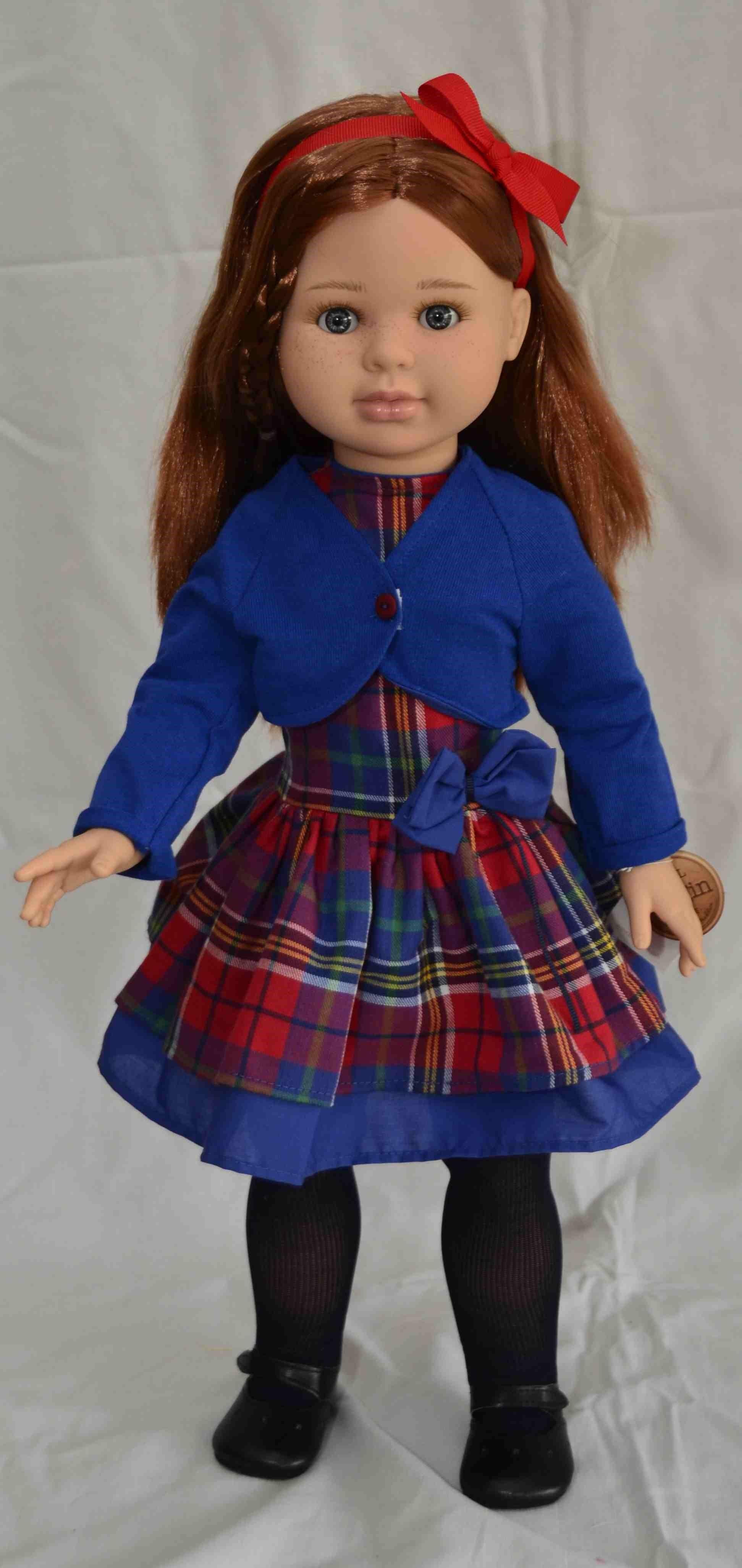 Sandra - kloubová (60 cm) od Paola Reina ze Španělska