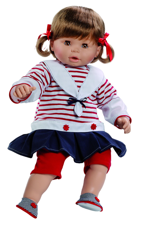 Realistická panenka holčička Laura od f. Paola Reina (Doprava zdarma)