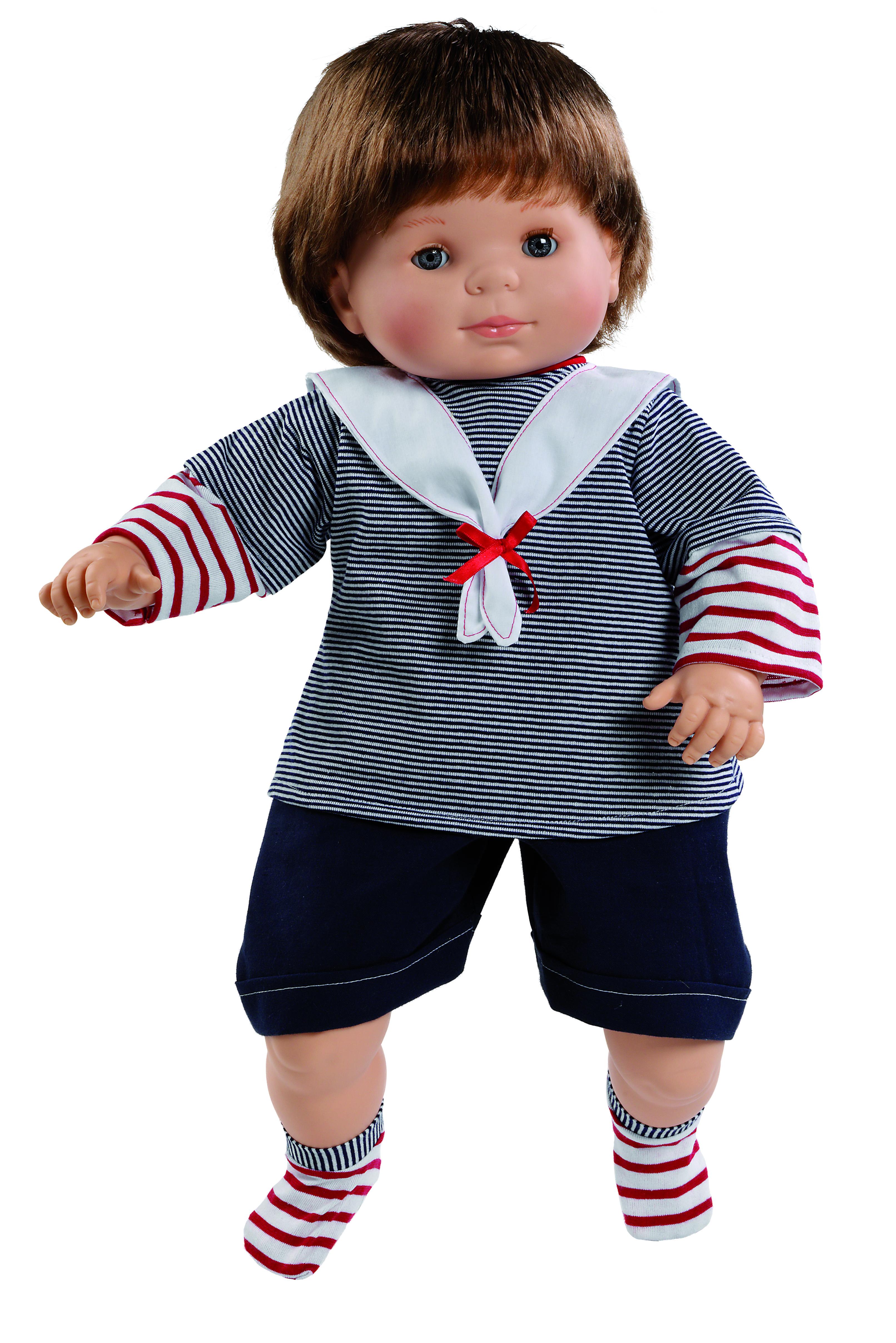 Realistická panenka chlapeček Marcos od f. Paola Reina (Doprava zdarma)