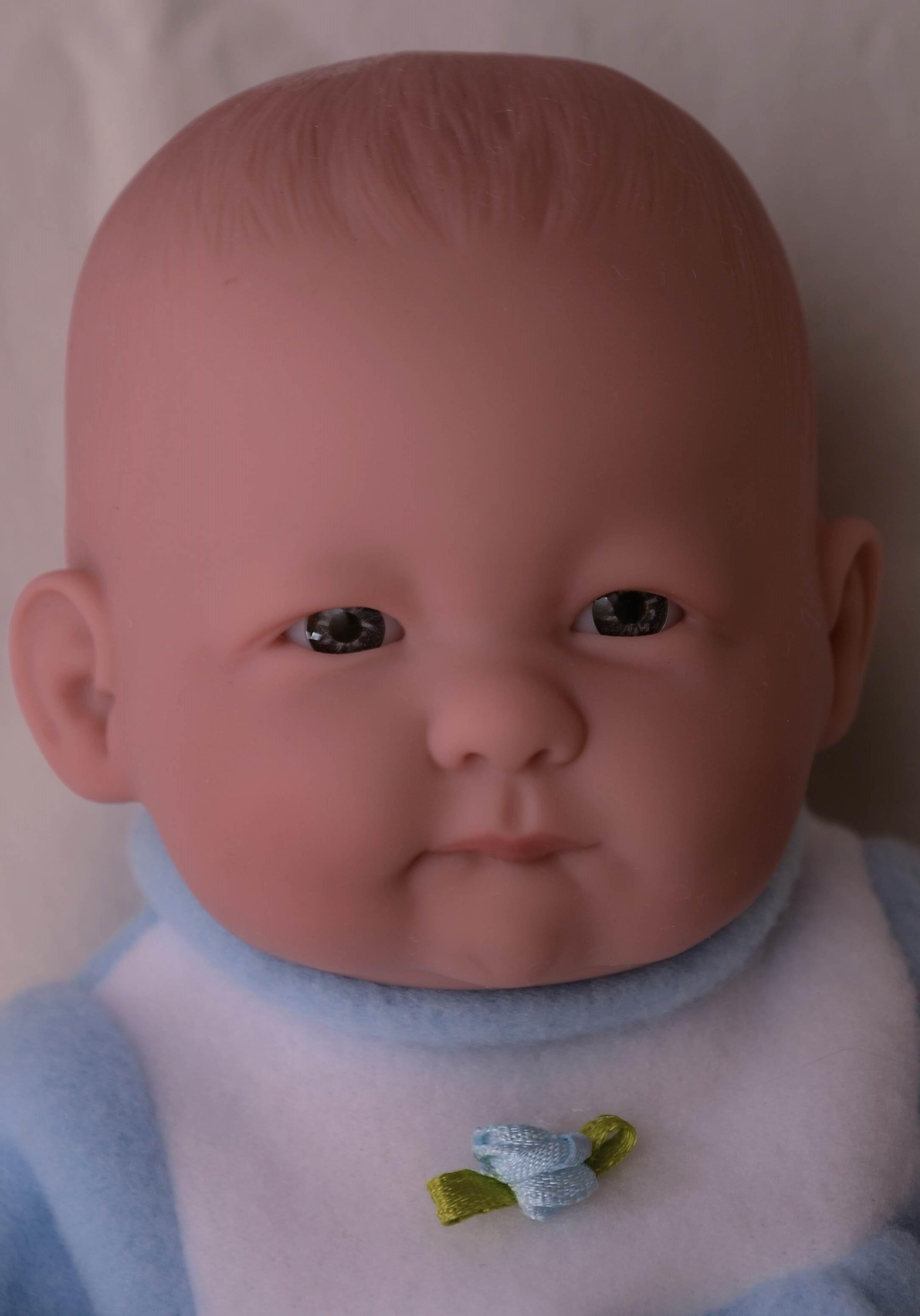 Realistická panenka chlapeček Damián od firmy Guca ze Španělska (Doprava od 35 Kč)