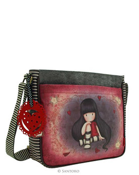 Kabelka - cross body - The Collector  od firmy SANTORO Gorjuss