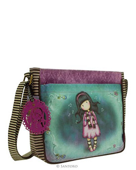 "Kabelka - cross body - ""Little Song""  od firmy SANTORO Gorjuss"
