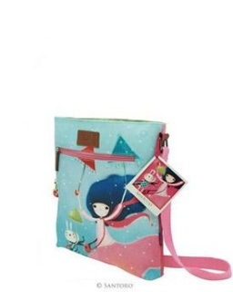 "Kabelka cross body - ""Under My Umbrella""  od firmy SANTORO Kori Kumi"