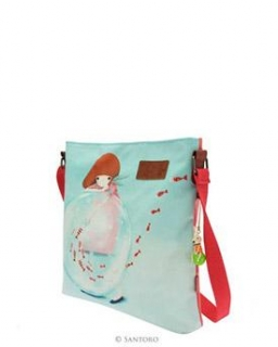 "Kabelka cross body - ""Little Fishes"" od firmy SANTORO Kori Kumi"