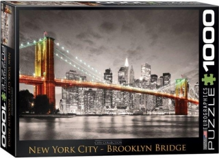 NY Brooklyn Bridge 1000