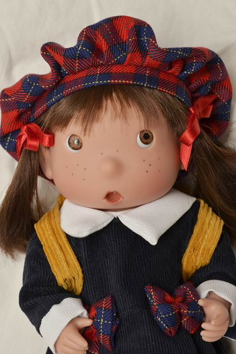 Tilina - Skotská školačka od firmy Lamagik ze Španělska (Doprava od 35 Kč)