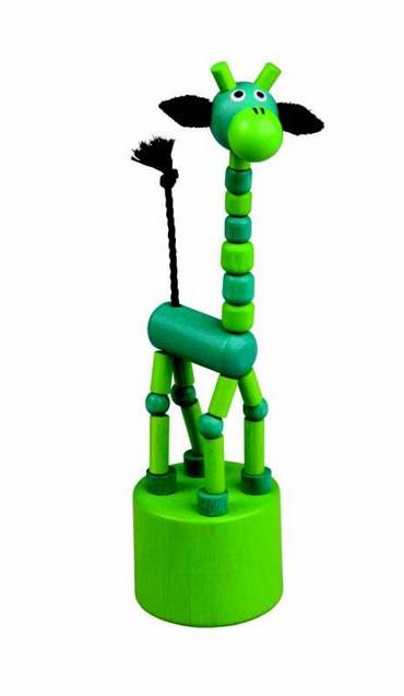 DETOA - MMF žirafa (Dřevěné hračky )