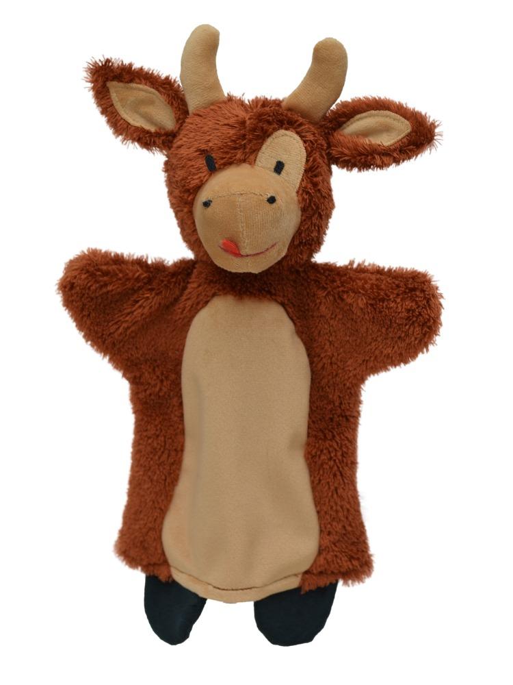 Maňásek na ruku - Kráva