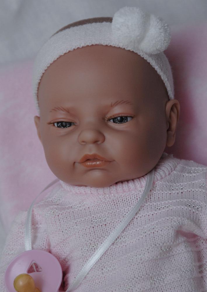Realistické miminko - holčička - Bedřiška od firmy Lamagik (Doprava zdarma)