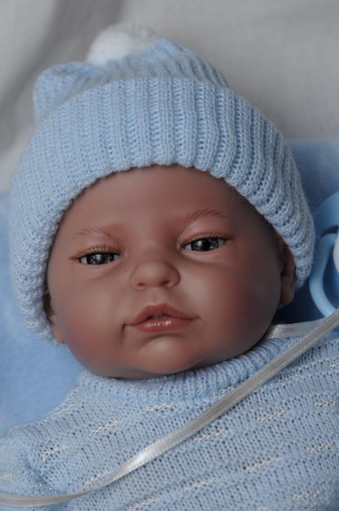 Realistické miminko - chlapeček - Bedříšek od firmy Lamagik (Doprava zdarma)