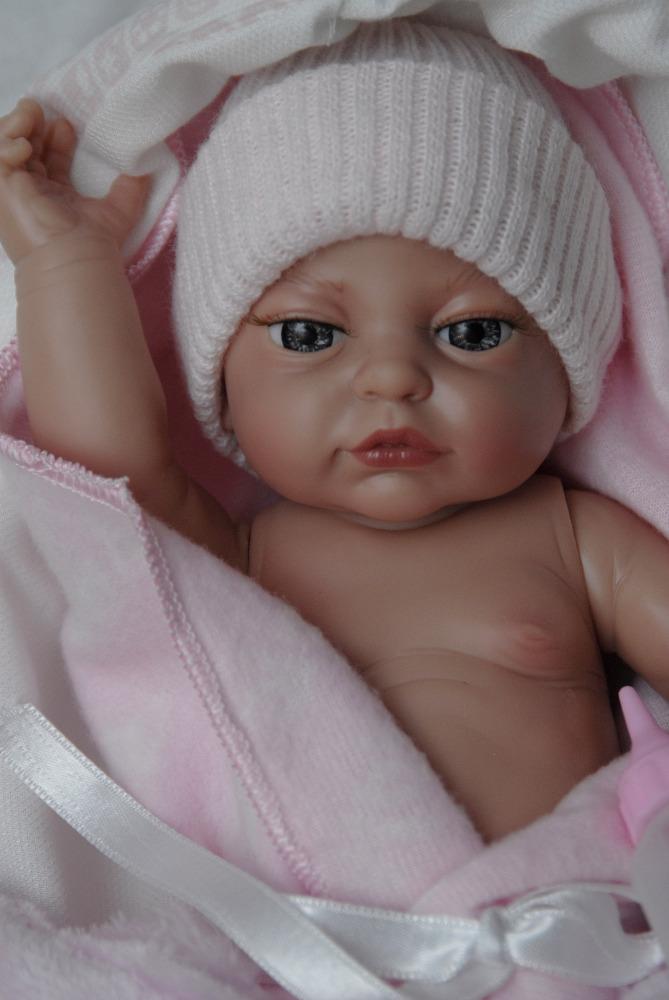 Realistické miminko - holčička Stánička od firmy Lamagik (Doprava od 35 Kč)
