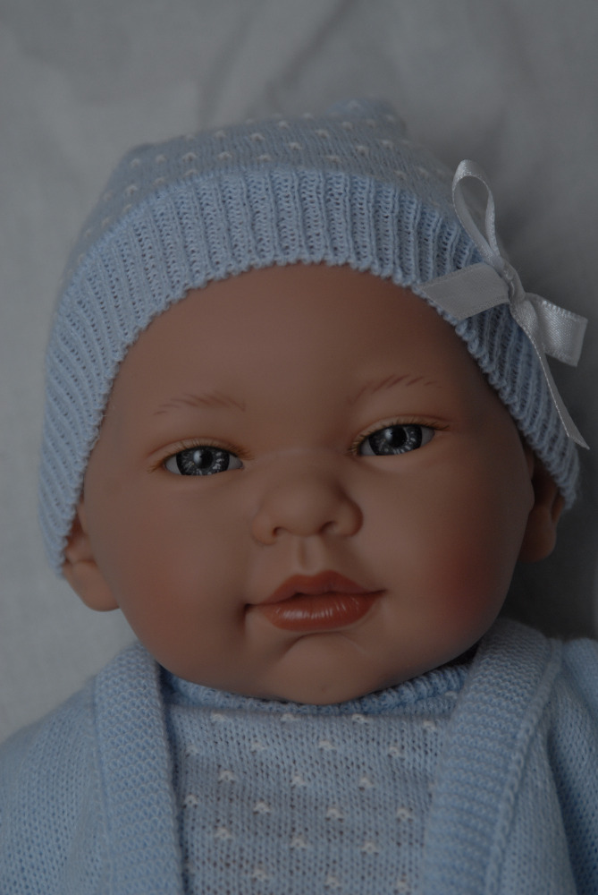 Realistické miminko - chlapeček - Mario od firmy Lamagik (Doprava zdarma)