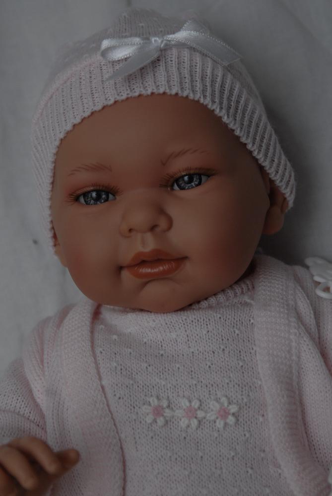 Realistické miminko - holčička - Marina od firmy Lamagik (Doprava zdarma)