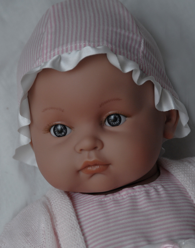 Realistické miminko - holčička -Chencho od firmy Lamagik (Doprava zdarma)