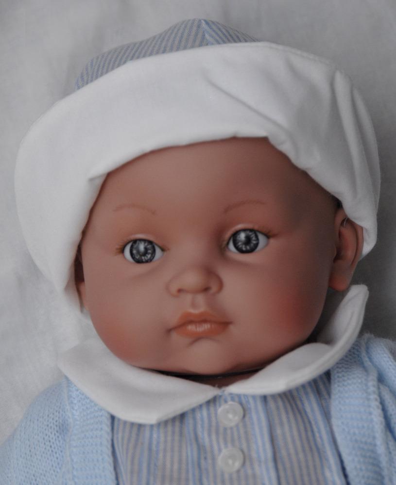 Realistické miminko - chlapeček -Chencho od firmy Lamagik (Doprava zdarma)