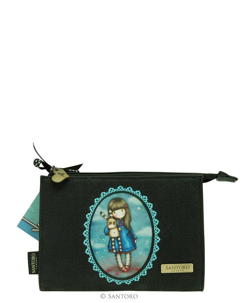 Reliéfová peněženka - Hush Little Bunny od firmy SANTORO Gorjuss