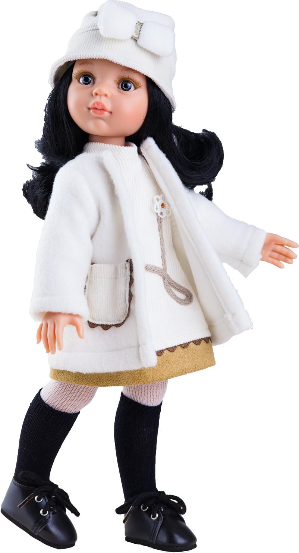 Realistická panenka Carina od f. Paola Reina ze Španělska