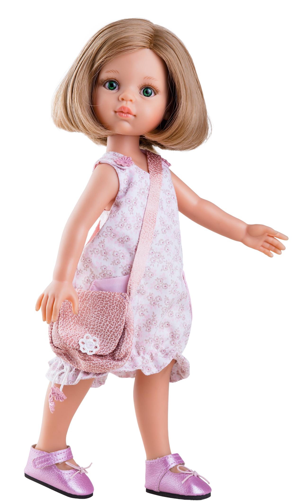 Realistická panenka Vladěna od f. Paola Reina ze Španělska