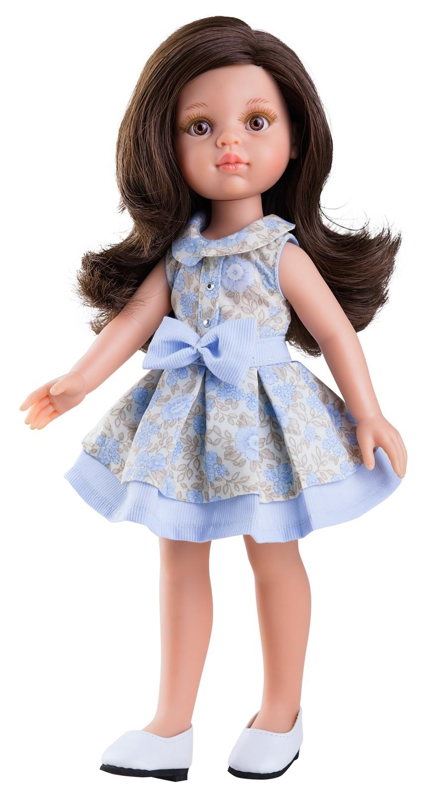 Realistická panenka Martina od f. Paola Reina ze Španělska