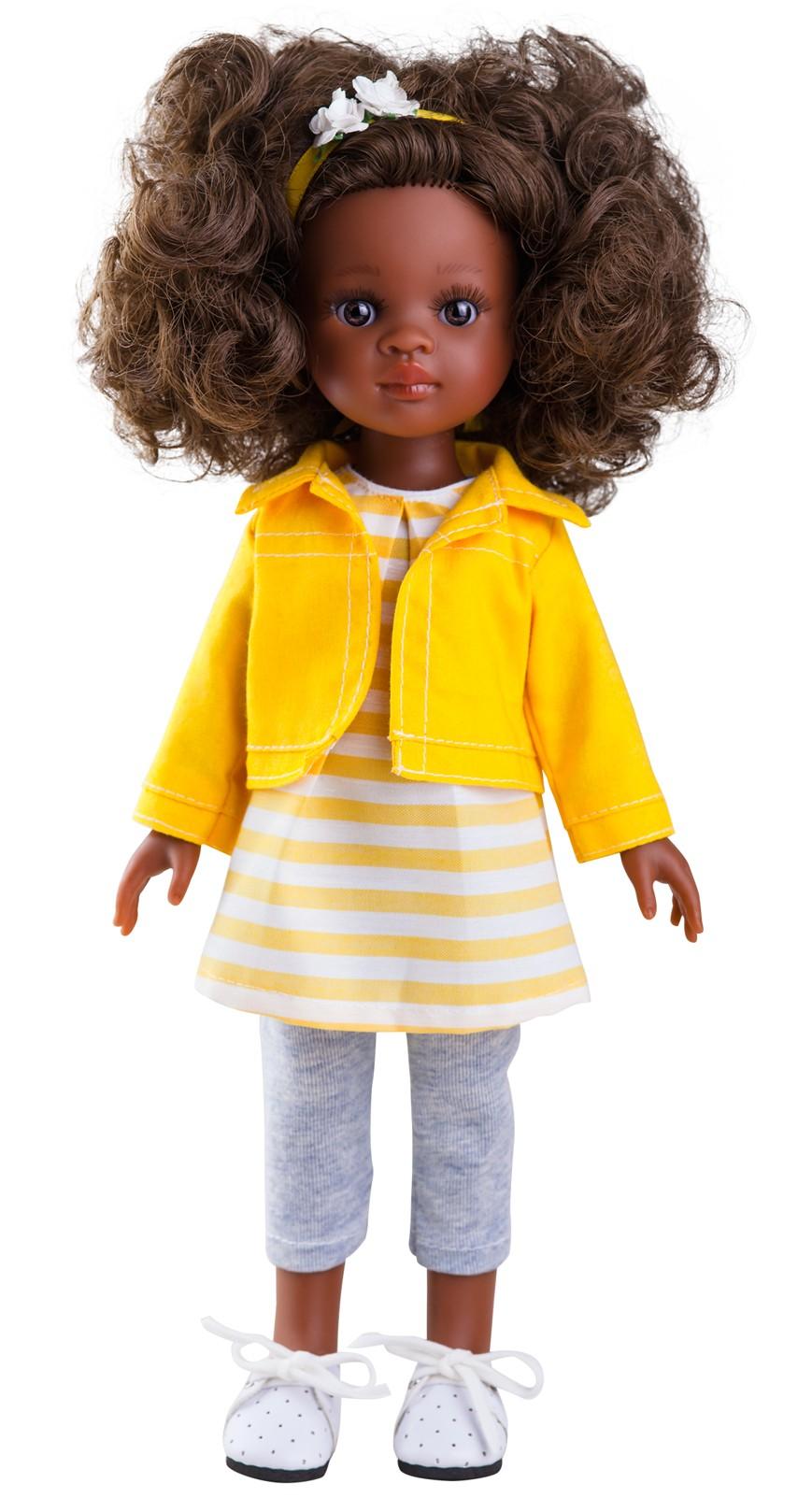 Realistická panenka Luciana od f. Paola Reina ze Španělska