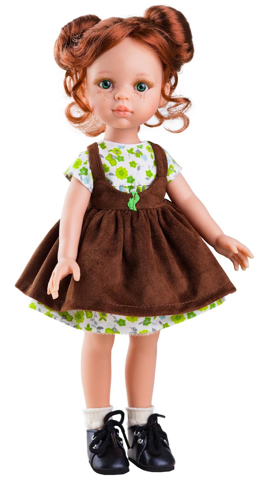 Realistická panenka Žaneta od f. Paola Reina ze Španělska