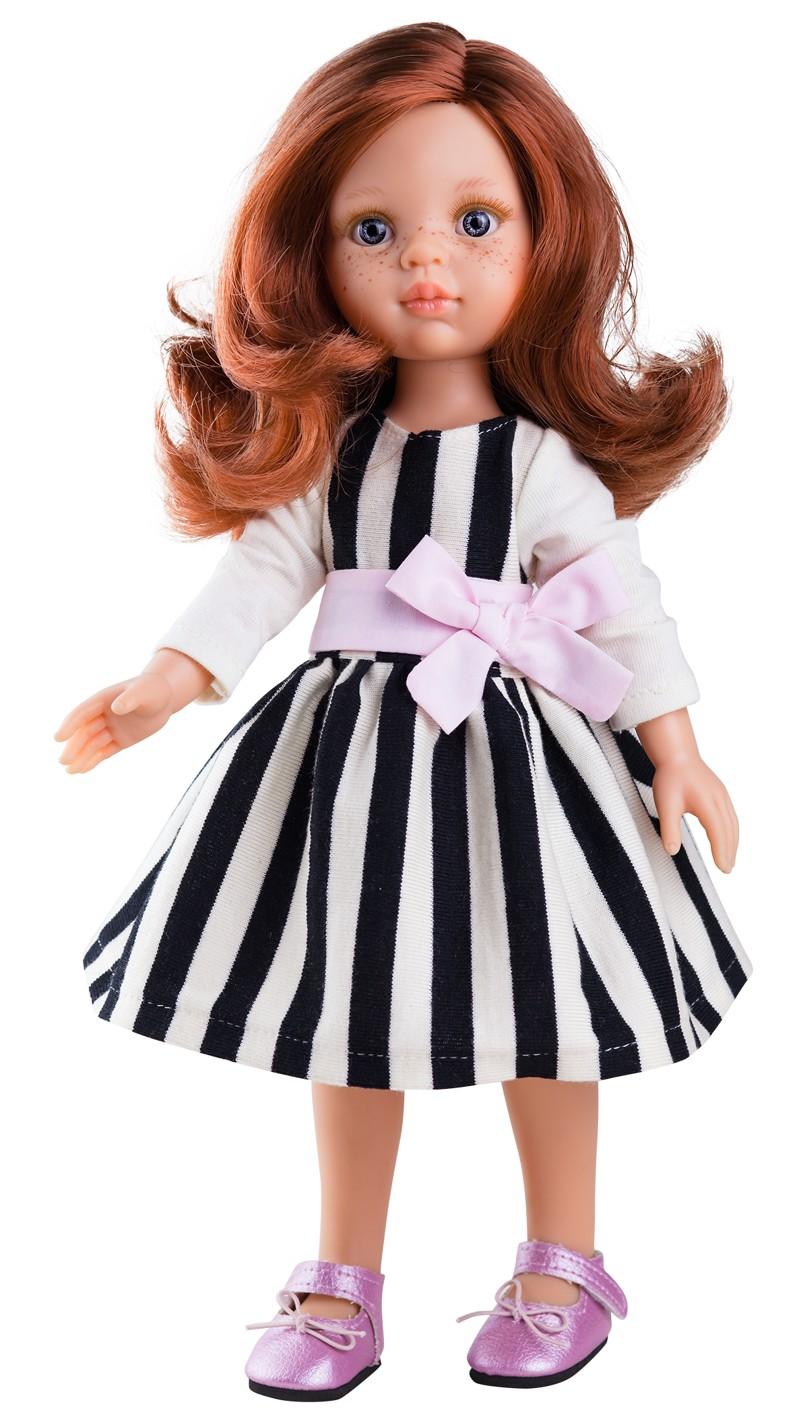 Realistická panenka Sisa od f. Paola Reina ze Španělska