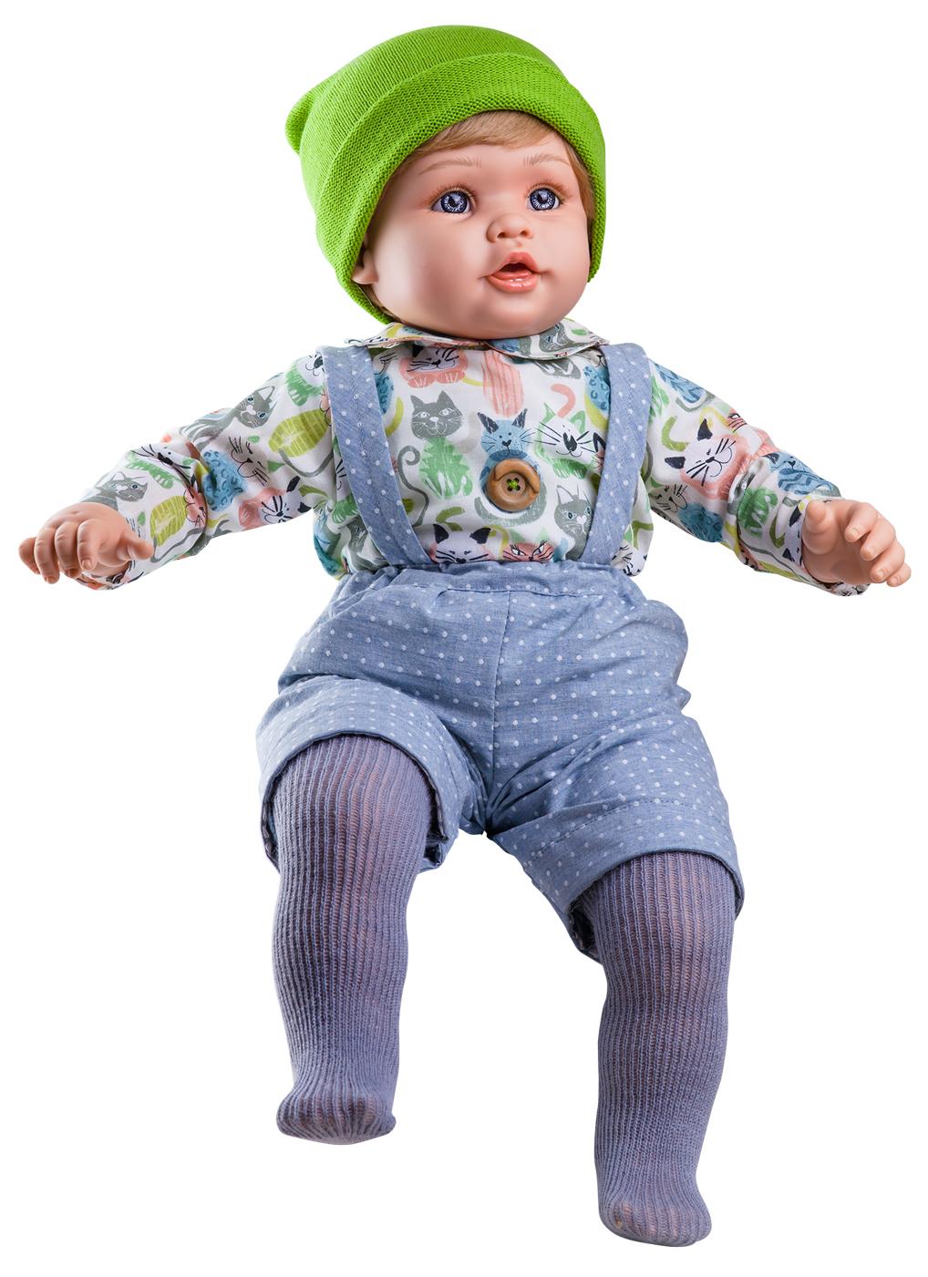 Realistická panenka chlapeček Adrián od f. Paola Reina (Doprava zdarma)