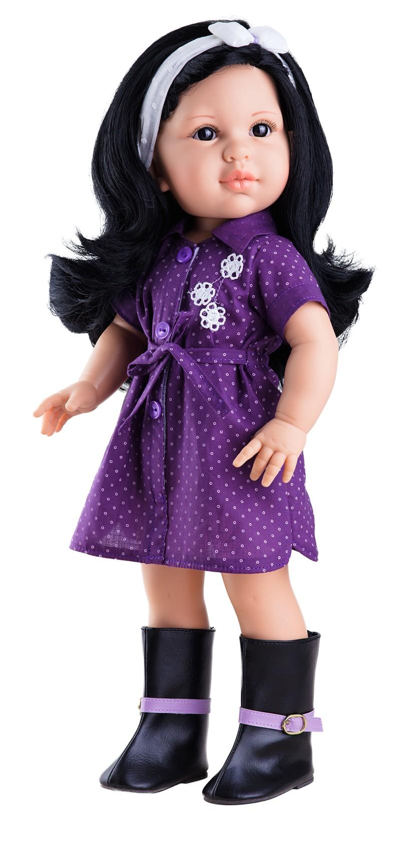 Realistická panenka Lina od firmy Paola Reina