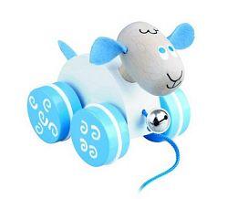 DETOA - Tahací ovečka (Dřevěné hračky )