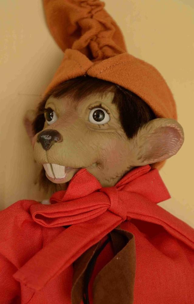 Červený myšák - Elfové od firmy Lamagik (Doprava zdarma)