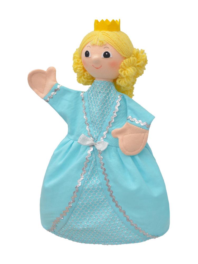 Maňásek na ruku - Princezna Adélka (29 cm)
