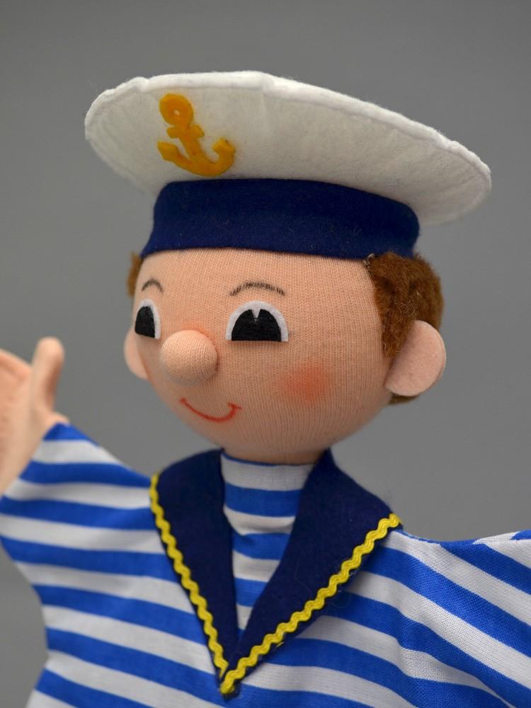 Maňásek na ruku - Námořník