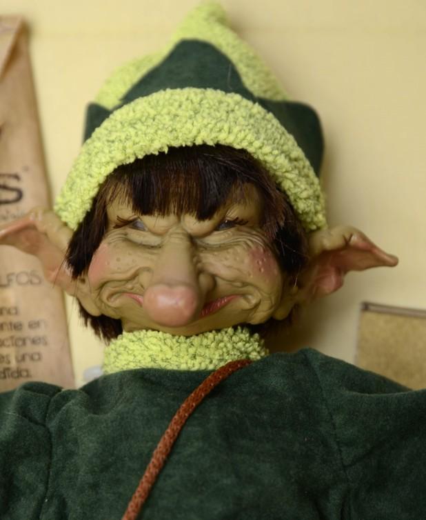 Kelpie - Elfové od firmy Lamagik (Výška 28 cm)